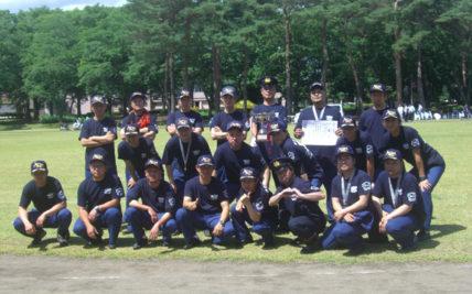 上三川町消防団1-4分団さま